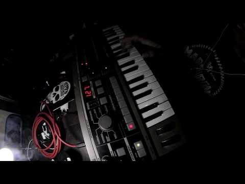 Angga Tidi Synth Cover (Pee Wee Gaskins - Dorks Never Say Die)