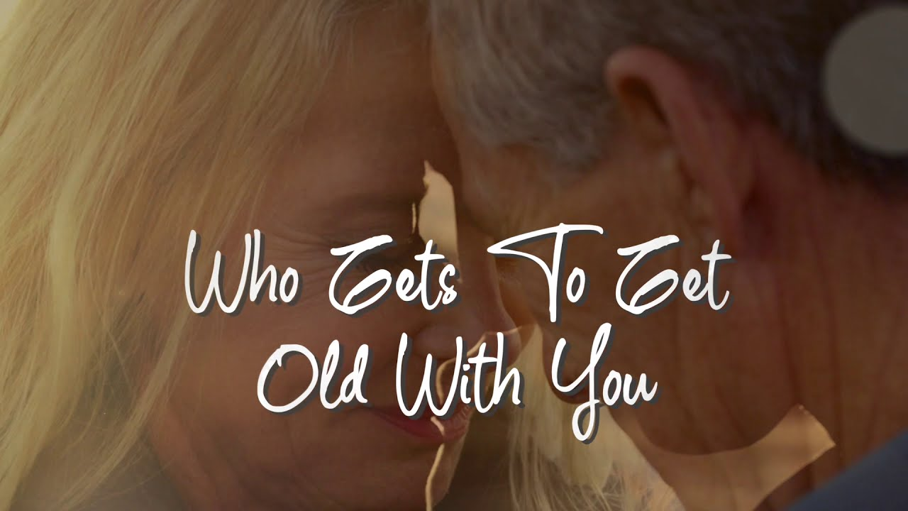 Chuck Wicks - Old With You (Official Lyric Video)
