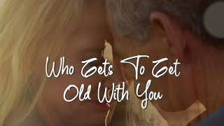 Chuck Wicks - Old With You (Official Lyric Video) YouTube Videos
