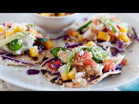 Coconut Crusted Fish Tacos   Week 25 Taco Tuesday Cookbook