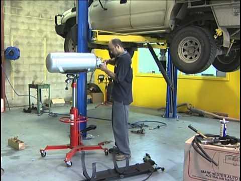Diesel/Gas Australia Truck DVD