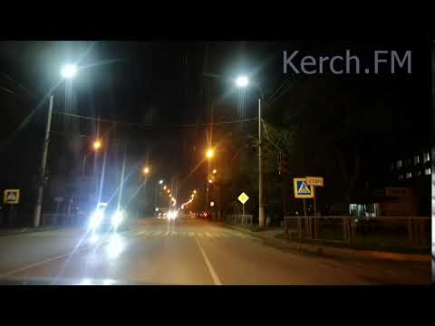 Kerch.FM: На Казакова не работает светофор