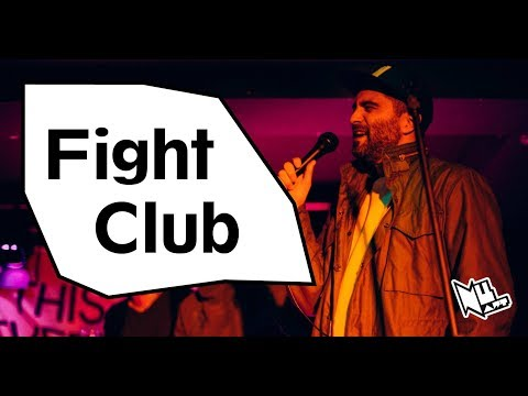 Fight Club: Revolution or Evolution?