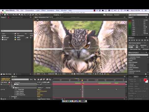 Making Split Depth GIFs in Adobe After Effects
