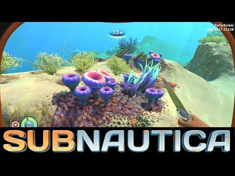 SUBNAUTICA - Undersea Survival Adventure! - Subnautica Gameplay - Episode 1