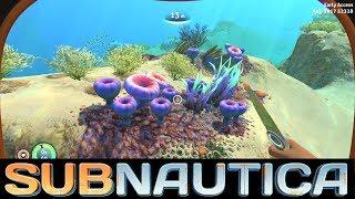 SUBNAUTICA - Undersea Survival Adventure! - Subnautica Gameplay - Episode 1