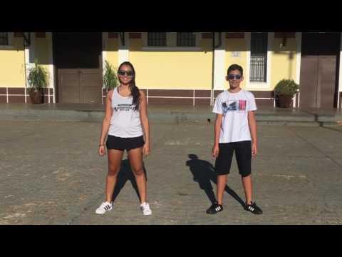 BumBum Tam Tam - Mc Fioti - Coreografia Amanda Santos