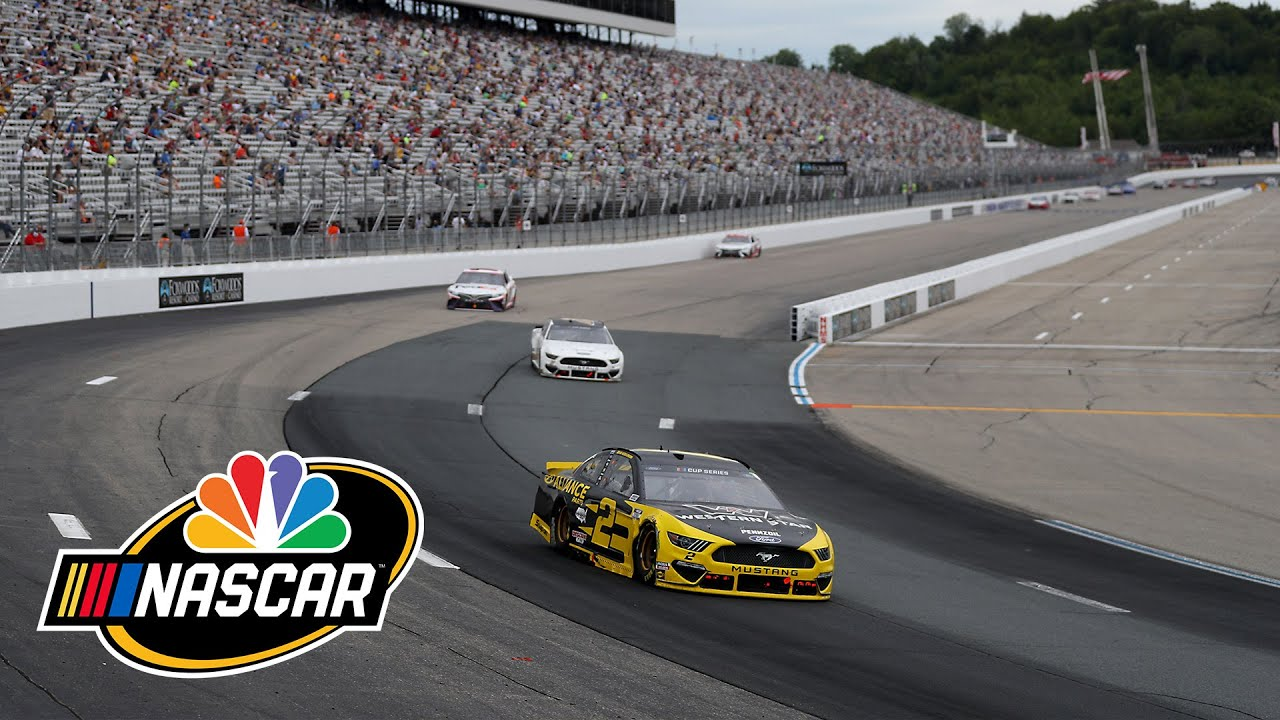 NASCAR Cup Series: Foxwoods Resort Casino 301 | EXTENDED HIGHLIGHTS | 8/2/20 | Motorsports on NBC