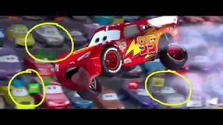 Lightning McQueen's strategic move   Biler - Disney Pixar
