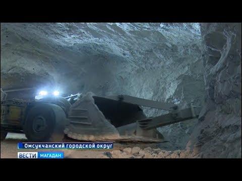 Подземную штольню перевели на беспроводные технологии