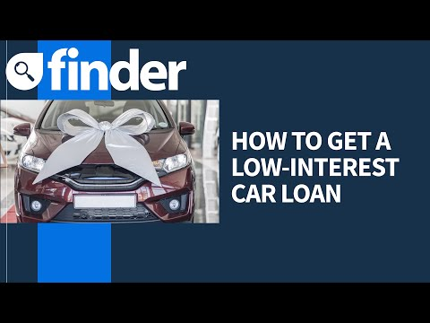 How To Get A Low Interest Rate On Your Car Loan
