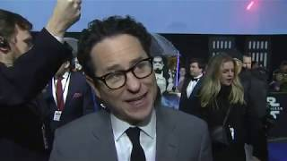J.J. Abrams on mixed reviews: 'No matter what you do, it's divisive'