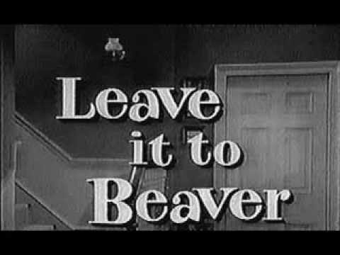 LEAVE IT TO BEAVER THEME