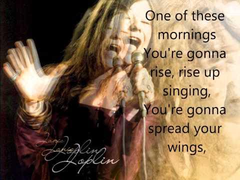 Janis Joplin - Summertime with lyrics