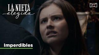 Juan Esteban le cuenta a Luisa que terminó su relación con Vivian   La Nieta Elegida