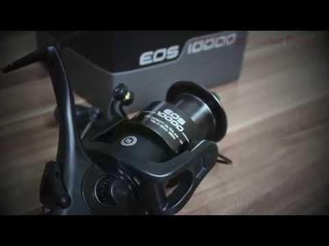 EOS 10000 FD Fox Angelrolle Karpfenrolle