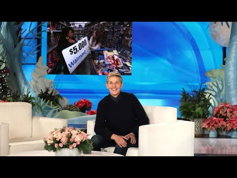 She Thought She Was Just Running Errand, But Ellen's Surprise Left Her in Tears