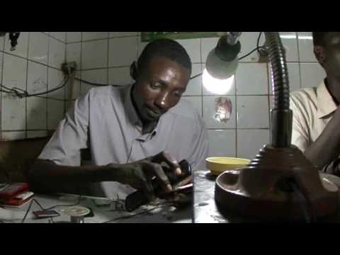 The wireless camel - Mobile phones in Sudan