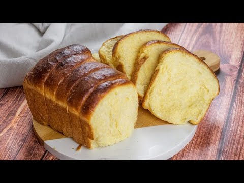Fluffy bread how to make it very soft step by step