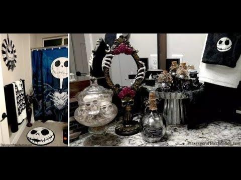 halloween nightmare before christmas bathroom - Nightmare Before Christmas Bathroom
