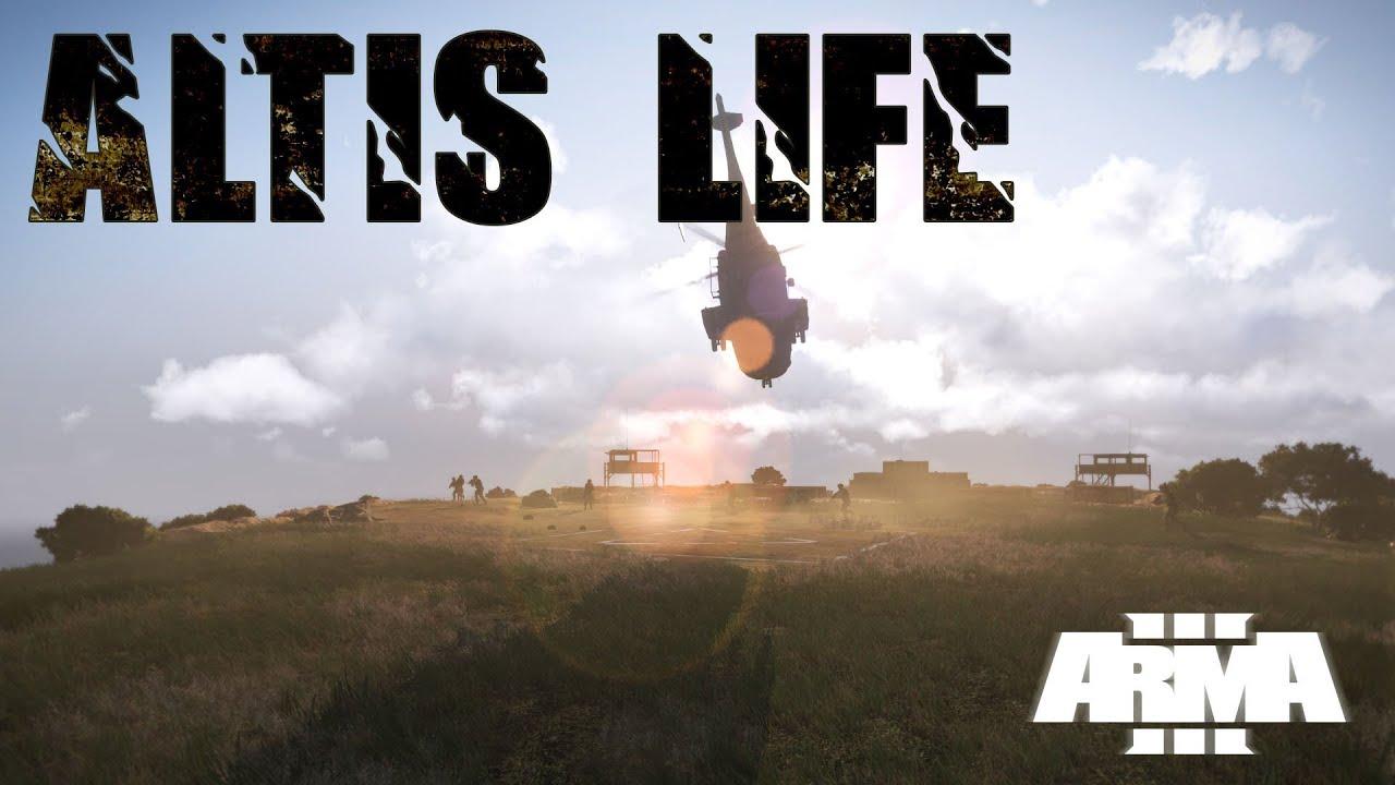 100 Images of Arma 3 Altis Life