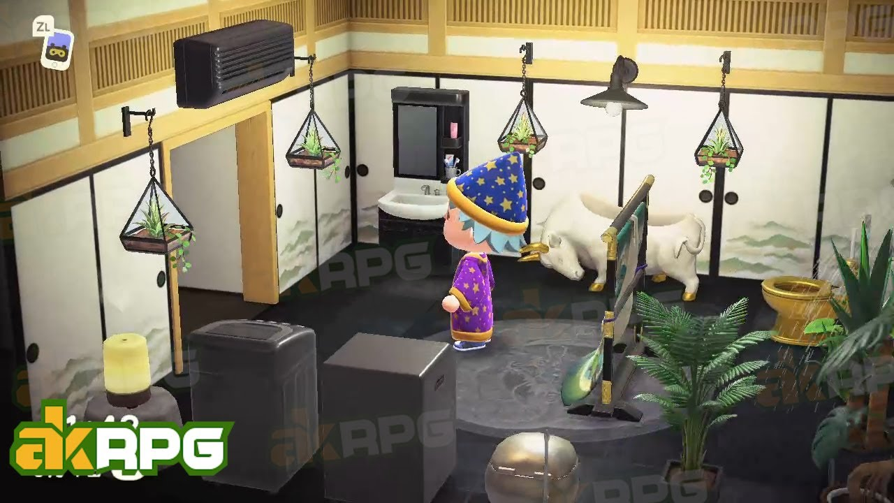Animal Crossing New Horizons Room Designs - ACNH House ...