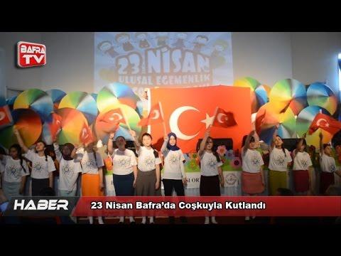 Nisan Bafrada Coskuyla Kutlandi