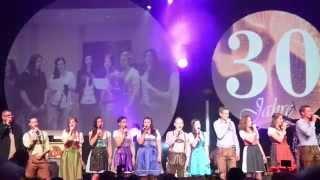 Die Spatzenkinder - Live beim Kastelruther Spatzen Fest 2014