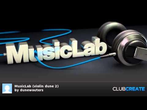 MusicLab (violin dune 2)