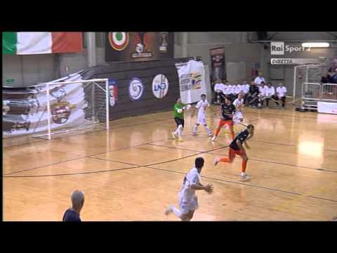 Calcio A 5 - Serie A 2013/14 - 16a Giornata - Asti Vs Luparense - 1T
