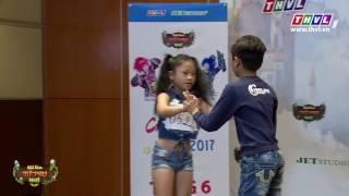 Tô Trung Tín - Tô Anh Thi với màn trình diễn dancesport chuyên nghiệp
