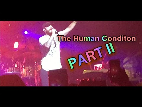 The Human Condition Tour part II