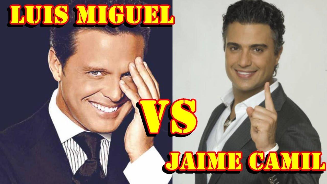POR QUE JAIME CAMIL JR NO QUIERE SABER NADA DE LUIS MIGUEL #1