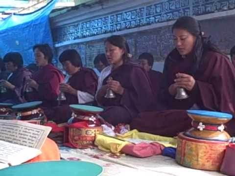 tibetan nuns song movie doovi