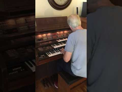 """Charles Ritchie plays """"Amazing Grace"""" (2:06)"""