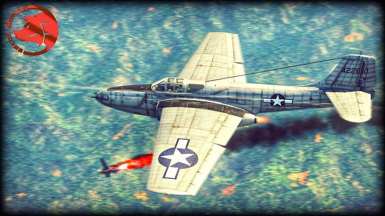 P59 war thunder review