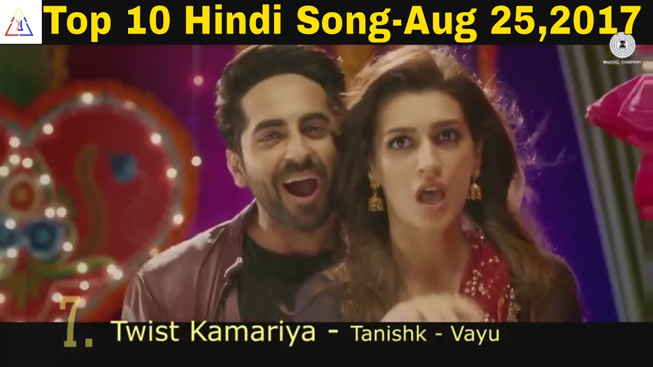 Top hindi song of the week august bollywood weekly ten also rh youtube