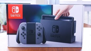 Gambar cover Nintendo Switch Unboxing and Hardware Overview