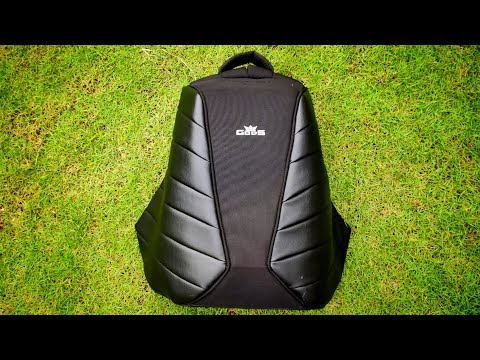 Gods Xator Anti-Theft Laptop Backpack | Unboxing And Full Review | Hindi