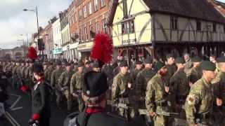 4 rifles salisbury southern england
