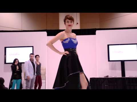 Toronto Film School wins Project Creativ Catwalk at Creativ Festival