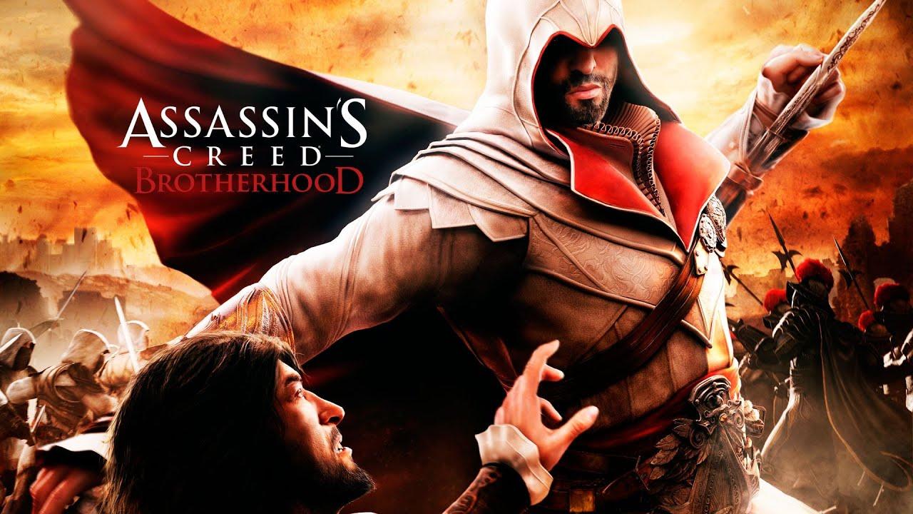 Assassin S Creed Brotherhood Game Movie Youtube