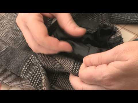 0 - З піджака зробити жилетку