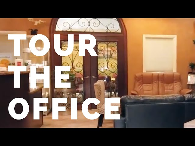 Tour of the Ken Starr MD Wellness Group in Arroyo Grande, California
