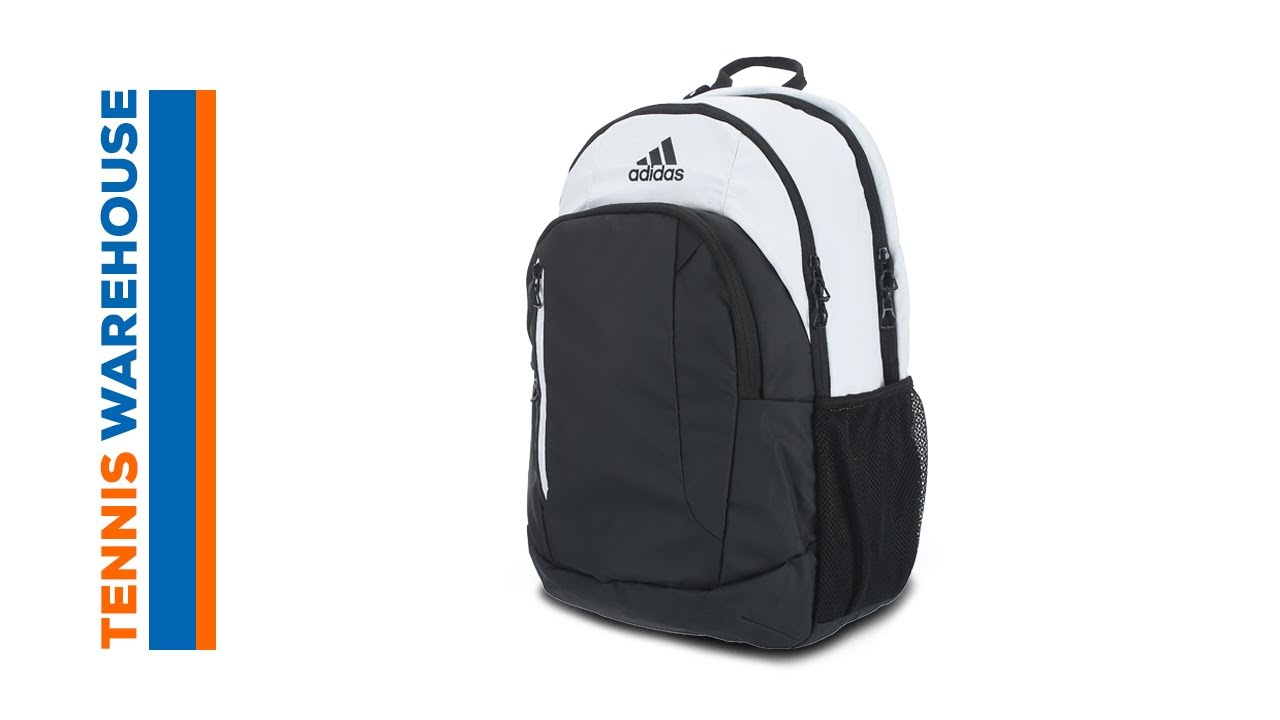 f483fde693 adidas Mission Backpack - YouTube