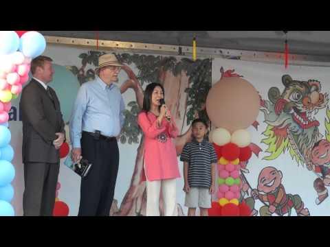 Diễn Văn Khai Mạc Trung Thu 2012