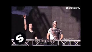 Headhunterz & Crystal Lake - Live Your Life [W&W Live @ Ultra Music Festival 2015]