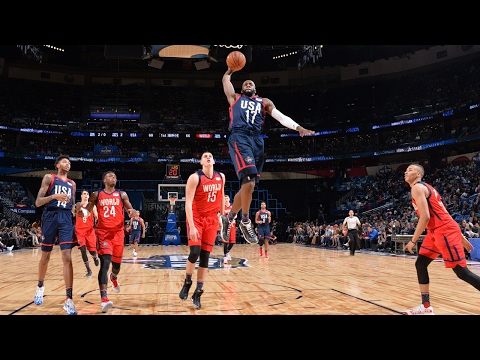 Full Highlights: Jonathon Simmons Puts On A Show at NBA All-Star