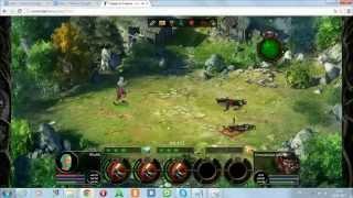 Игра Taern - Смотреть обзор онлайн игры