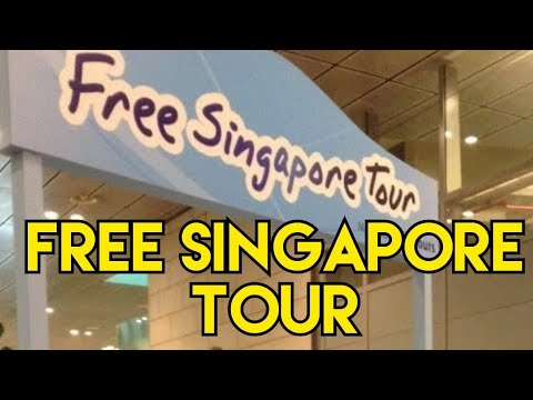FREE Singapore city tour: Here's what we visited